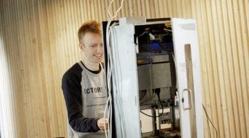 Erfaren backend udvikler søges til aarhusiansk softwarevirksomhed