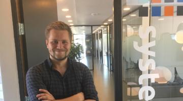Systemate byder vores nye kollega Torstein Boðason velkommen