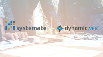 Systemate indgår partnerskab med Dynamicweb