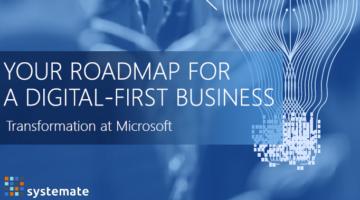 Dit digitale roadmap - Sådan bliver du bliver klar til industri 4.0
