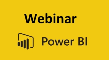 Power BI - Webinar 2. lektion: Power BI self service.