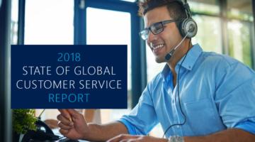 Kundeservice - den globale tilstand i 2018.