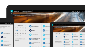 Microsoft Dynamics 365 - Brugerflade (Webinar 1) - Startside, workspaces og pages.