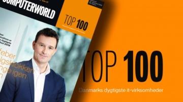 Systemate stormer ind på Top 100 listen over danske IT virksomheder.