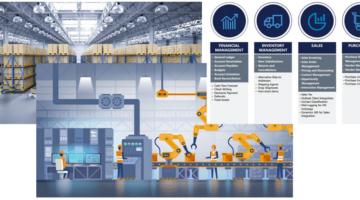 Data Drevet Produktion - IoT og produktionsplanlægning er det perfekte partnerskab