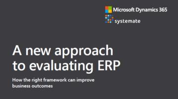 En ny vinkel til at evaluere ERP