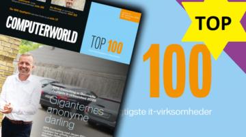 Systemate er igen at finde på Computerworlds TOP 100 over dygtigste it-virksomheder