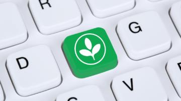 Grønt Aftryk - grøn kundeportal