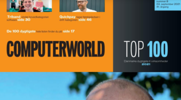 Systemate kravler op på Computerworlds top 100 liste